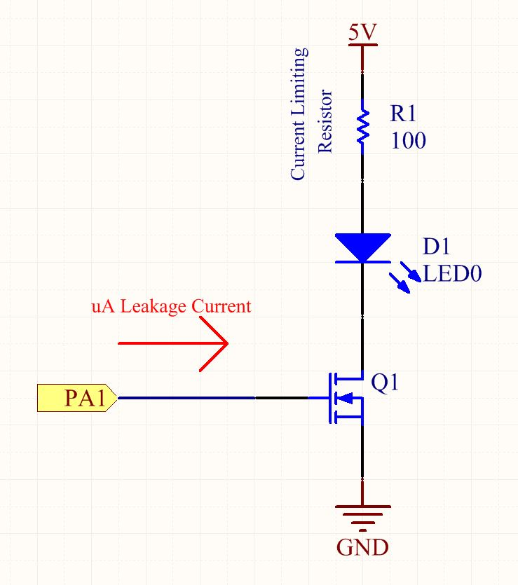 LED_Mosfet